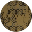 rug #1095103 | round faded rug