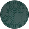 rug #1095117 | round faded rug
