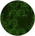 rug #1095137 | round faded rug
