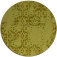 rug #1095156 | round damask rug