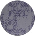 rug #1095166 | round faded rug