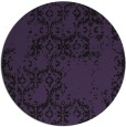 rug #1095255 | round faded rug