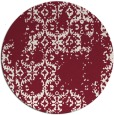 rug #1095298 | round damask rug