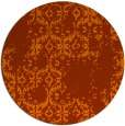 rug #1095342 | round faded rug