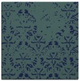 rug #1095850 | square blue faded rug