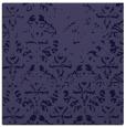 rug #1095898 | square blue-violet faded rug