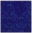 rug #1095914 | square blue-violet damask rug