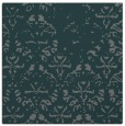 rug #1095942 | square green traditional rug