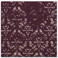 rug #1095974 | square pink rug