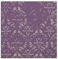rug #1095994   square purple traditional rug