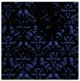 rug #1096010   square black faded rug