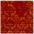rug #1096016 | square faded rug