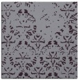 rug #1096058   square purple damask rug