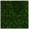 rug #1096094 | square light-green faded rug