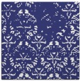 rug #1096106 | square blue traditional rug