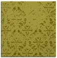 rug #1096146 | square light-green damask rug