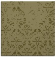 rug #1096158 | square light-green damask rug