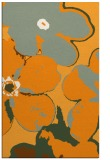 rug #109633 |  light-orange rug