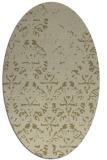 rug #1096529 | oval traditional rug