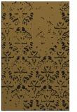 rug #1096566 |  mid-brown faded rug
