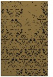 rug #1096574 |  mid-brown damask rug