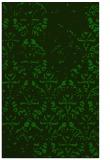 rug #1096606 |  green damask rug