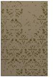 rug #1096662 |  brown traditional rug