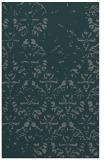 rug #1096678 |  blue-green traditional rug