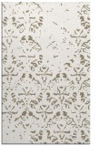 rug #1096706 |  white damask rug