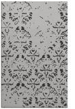 rug #1096762    orange damask rug