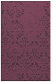 rug #1096782 |  purple faded rug