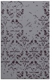rug #1096794 |  purple faded rug