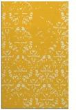 rug #1096862 |  yellow faded rug