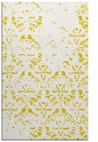 rug #1096870 |  yellow damask rug