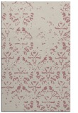 rug #1096902    pink traditional rug