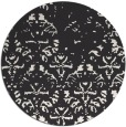 rug #1096921 | round faded rug