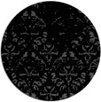 rug #1096923 | round faded rug