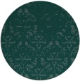 rug #1096957 | round faded rug