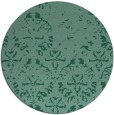 rug #1096970 | round faded rug