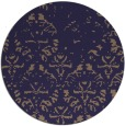 rug #1097023 | round traditional rug