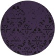 rug #1097094 | round faded rug