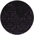 rug #1097095   round faded rug