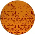 rug #1097121 | round faded rug