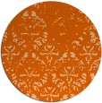 rug #1097187 | round faded rug