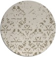 rug #1097229 | round faded rug