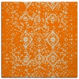 rug #1097650   square orange faded rug