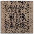rug #1097662   square black faded rug