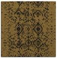 rug #1097670 | square mid-brown rug