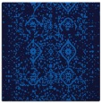 rug #1097682   square blue faded rug