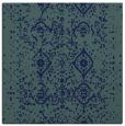 rug #1097690 | square blue traditional rug